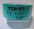 Ceramic Capacitor FE5.5V1.0F Tokin