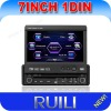 universal 1 din car auto radio media dvd player