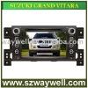 Car mp3 player with Touch Screen GPS Navigation Bluetooth Radio IPOD Video Audio Player for SUZUKI Grand Vitara