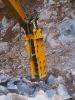 box-silenced type hydraulic breaker hammer