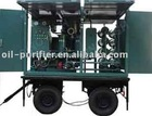 trailer transformer oil purifier can move long distance working in field