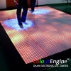 Interactive LED Dance Stage