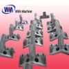 OEM aluminum investment casting product