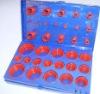 395pcs metric EPDM rubber o-ring assortment kit