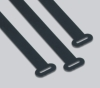 BZT Plastic Stainless Steel Cable Ties BZ-T Series