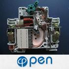 OL7-63 Polarity DC Circuit breaker dc circuit breaker