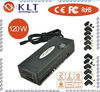 Perfect Automatic 120W Universal AC Laptop Adapter with 12 tips