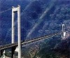 Steel Suspension Bridges