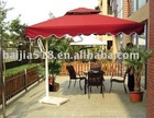 2m*2m side hanging umbrella, steel