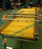 conveyor belt shot blasting machine