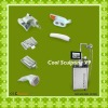 Cryolipolysis Vacuum RF cavitation beauty equipment (S069)