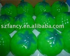 Green Strawberry Splat Ball