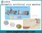 High-yield artificial golden rice / DLG rice processing line