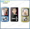 high quality screen 2gb mp3 mp4 player with built in speaker