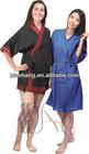 Low cost salon kimono/gown