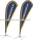 advertising teardrop flying Banner
