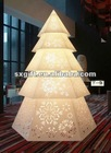 christmas tree lamp shade