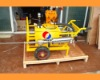 Hydraulic concrete and rock splitter