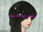 FY-YPA070 Mink fur hat
