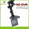 Portable F198 Car DVR 2.5 inch TFT LCD 6 IR LED with Night Vision Car Video Recorder