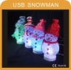 USB Snowman usb supply only