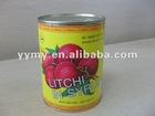 canned lychees in syrup 567g