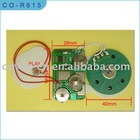 Greeting Card Voice Toy Module/Sound Module