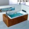 FS-B06 Acrylic Whirpool Massage Bathtub