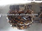 Black&Gold Marble sink--Afghanistan Portoro Gold marble sink