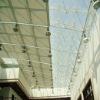 double motor roof sunshade