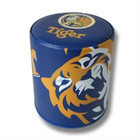 Melamine Cylinder-Shaped Blue Tiger Ashtray AT0001