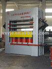 Three layers of door plank pressure machine hot press machine