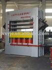 Three layers of door plank pressure machine hot press machine