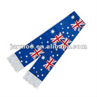 Australia polyester football scarf