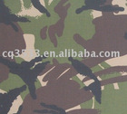 IRR woodland camouflage fabric