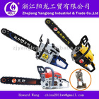 52cc gasoline chainsaw 5200 with CE approval