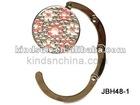 Fashion Gift,Jeweled Purse Hanger