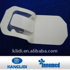 Transparent film wound dressing (Paper frame style)