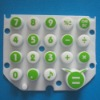 silicone rubber controller keypad
