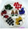 Fashion jewelry diy lampwork glass beads