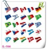 Difference all kind high quality mini country flag(EL-7008)