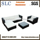Wicker Outdoor Sofa (SC-B7018-B)