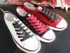 Vulcanized Plimsoll Canvas Shoes high quality