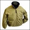 Men's 100% Cotton Casual Jacket (HF1087)