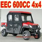 EEC 4x4 600cc 4 Seat Farm Vehicle