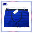 2012 new designed mens seamless boxer/panties