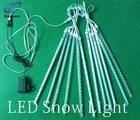 2011 New type Christmas lighting led meter snow falling light