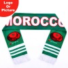 hot sell customized football team scarf