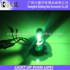 Green Color special color hid bulb H4-3 HID lamp