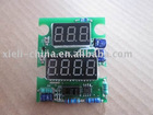 Voltage & current meter (power supply DC4-30DC measure range DC4-30V and current 10A,20A,30A...via shunt)